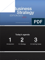 BS2012.Lecture 1.Introduction to Business Strategy