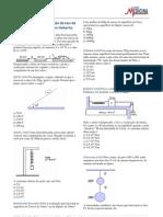 558 Fisica Dinamica Leis de Newton Aplicacoes Blocos Gabarito
