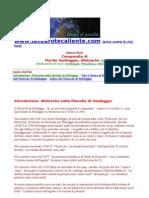 (eBook - Ita - Sagg - Filosofia) Barli, Alberto - Compendio Di Martin Heidegger, Nietzsche (Doc) Pag 23 Eterno Ritorno