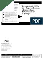 Formularios OHSAS