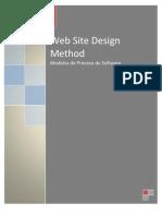 Web Site Design Method
