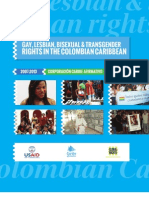 Gay, Lesbian, Bisexual and Transexual Rights in the Colombian Caribbean
