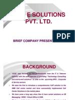 AVIS Corporate Profile