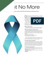 September Ovarian Cancer