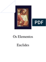Os Elementos Euclides