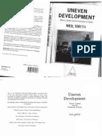 [Neil Smith] Uneven Development Nature, Capital, (Bookos.org)