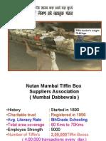 Mumbai Dabbewala