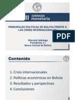 Marcelo Zabalaga - BCB