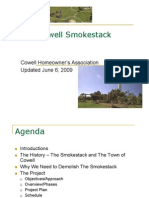 Cowell Smokestack Project Overview - June, 2009