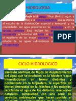 CICLO HIDROLOGICO-1