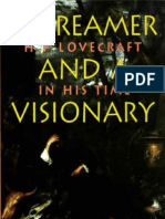 S.T. Joshi - A Dreamer & a Visionary; H.P. Lovecraft in His Time.2001