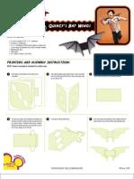 Littleeinsteins Halloween Costume Bat