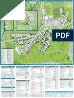 UEA Campus Map