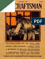 The Craftsman - 1908 - 01 - January.pdf