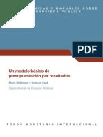 1 Modelo Basico de Presupuestacion Por Resultados