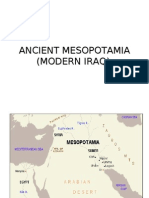 Mesopotamia Civilization