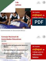Presentación de la SEB. Alba Martínez