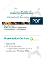 3_ Presentation on RM Audit ARC Guidelines