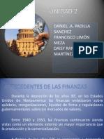 Finanzas Unidad II