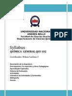 Qui 102 Syllabus Unab 201310