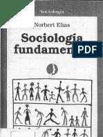 Sociología fundamental - Norbert Elias