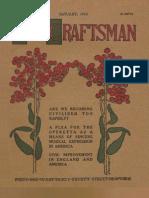 The Craftsman - 1910 - 01 - January