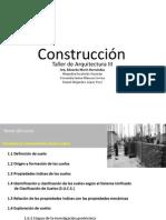 Programa Construcción III