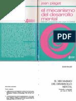 Piaget Interdisciplinariedad1973