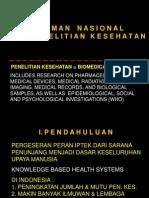 Pedoman Nasional Etik Penelitian Kesehatan.ppt