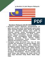 Bendera n Jata Negeri