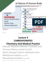 Biochemistry Lecture 3