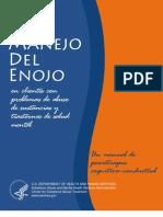 Manual Para El Manejo Del Enojo (Cognitivo Conductual)