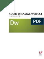 Dreamweaver Cs3 Help