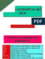UPCH_2009_II_Lectura sistemática del AGA