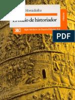 Moradiellos Enrique - El Oficio de Historiador