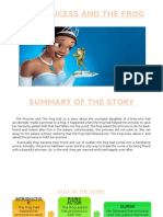 Children Literature - Summary and Plot the Princess and the Frog