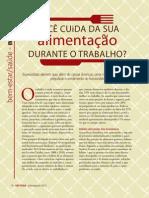 Matéria revista Em Cena