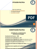 CLASE - CUATRO Constitucion Del 91