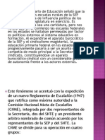 Historia de Una Profesion de Alberto Arnaut Salgado