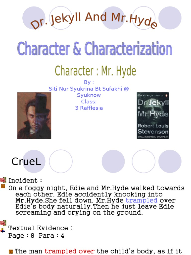 dr jekyll and mr hyde themes