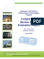 Review Hydrogen Fuel Cells