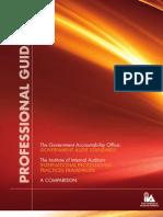 Internal Audit Standard - Yellow Book vs Red Book FINAL