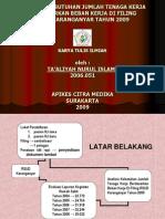 Karya Tulis Ilmiah - Ergonomi - Presentasi
