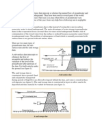 Modern Methods Ground Water Dams
