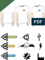 Modelo Da Camisa