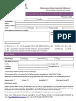 Order Form 333