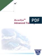RecurDyn 版本6高级训练手册