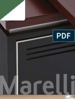 One, mobiliario Marelli