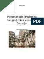 Padampa Sangye Cien Versos de Consejo