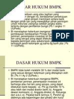 HUKUM PERBANKAN 4 (BMPK DAN KREDIT MACET).ppt